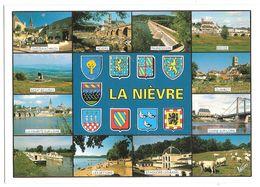 58) Chateau Chinon-nevers-pannessiere-decize-mont-beuvray-clamecy-la Charite Sur Loire-les Settons-st Honore Les Bains - France