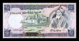 Siria Syria 25 Pounds 1982 Pick 102c SC UNC - Syrie