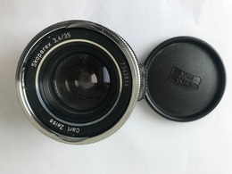 Lens CARL ZEISS   Type SKOPAREX 3,4 / 35 - Lentes
