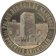 2019 MDP360 - PERPIGNAN - Le Palais Des Rois De Majorque 2 (Pyrénées Orientales) / MONNAIE DE PARIS - 2019