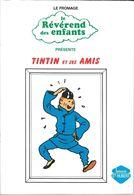 AG07 - FEUILLET COLLECTEUR SAINT HUBERT - TINTIN ET SES AMIS - Sammelbilderalben & Katalogue