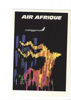 25518 - AURIAC N° 6 Air Afrique Antilopes (format 10X15) - Autres Illustrateurs