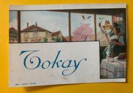 15111 - Alsace Tokay - Etiquettes