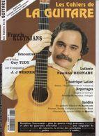 Revue De Musique - Les Cahiers De La Guitare - N° 73 - Francis Kleynjans - Music