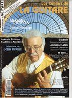 Revue De Musique - Les Cahiers De La Guitare - N° 72 - Alexandre Lagoya - Music
