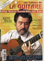 Revue De Musique - Les Cahiers De La Guitare - N° 71 - Rafael Andia - Music