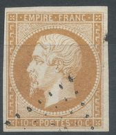 Lot N°56540   N°13A, Oblit PC, Belles Marges, Ni Pli, Ni Clair - 1853-1860 Napoléon III.