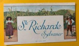15116 - Alsace  Ste Richarde Sylvaner - Unclassified