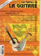 Revue De Musique - Les Cahiers De La Guitare - N° 62 - Musicora 97 - Music