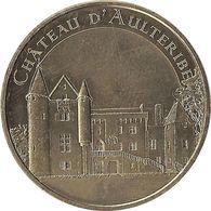 2019 MDP307 - SERMENTIZON - Le Château D'Aulteribe / MONNAIE DE PARIS - 2019