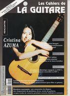 Revue De Musique - Les Cahiers De La Guitare - N° 69 - Cristina Azuma - Music