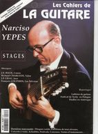 Revue De Musique - Les Cahiers De La Guitare - N° 63 - Narciso Yepes - Music
