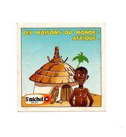 Autocollant Les Maisons Du Monde : Afrique St-Michel Biscuits - Format : 10x10cm - Stickers