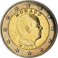 Monaco, 2 Euro, Prince Albert, 2012, SPL, Bi-Metallic, KM:195 - Monaco