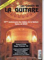 Revue De Musique - Les Cahiers De La Guitare - N° 42 - Opera De Vichy - Music