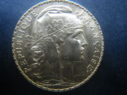 France IIIème République 20 Francs Or Au Coq Et Marianne 1912 Paris SPL F. 535/6 Acheté CGB Or 900/1000° 6,45 Grammes - Frankrijk