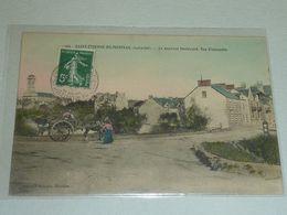 SAINT-ETIENNE DE MONTLUC - LE NOUVEAU BOULEVARD, VUE D'ENSEMBLE - 44 LOIRE ATLANTIQUE (CM) - Saint Etienne De Montluc
