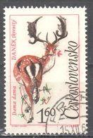 Czechoslovakia - Deer - Antler - Timbres