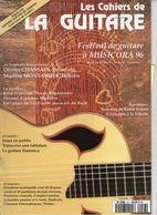 Revue De Musique - Les Cahiers De La Guitare - N° 57 - Musicora 96 - Music