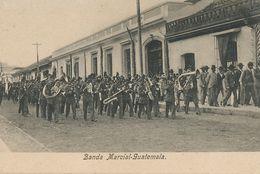 Banda Marcial Guatemala Undivided Back . Orchestre . Fanfare - Guatemala