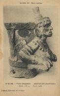 Amatitlan Guatemala Fragment Terre Cuite Poterie  Maya . Azteque - Guatemala