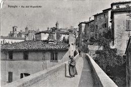 Perugia - Via Dell'Acquedotto - Perugia