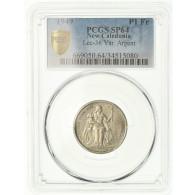 Monnaie, Nouvelle-Calédonie, Franc, 1949, Epreuve, PCGS, SP64, Argent - Nouvelle-Calédonie