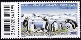 TAAF, 2019, 1053,  MNH **, Eselspinguine. Les Pingouins De Gentoo. - Ongebruikt