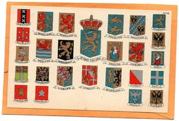 Netherlands Patriotic 1909 Postcard - Pays-Bas