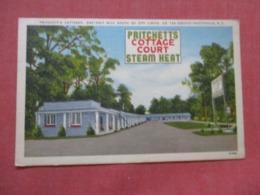 Pritchett's Cottages  Fayetteville North Carolina >>  Ref 4166 - Fayetteville