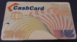 CASH CARD 1  SINGAPORE  GEMPLUS - Singapore