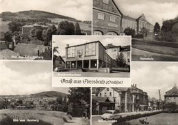 DC2581 - Ebersbach Kreiskrankenhaus Bahnhofstraße Hainschule U.m. - Ebersbach (Loebau/Zittau)