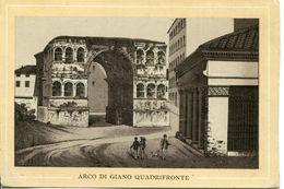 Roma - Arco Di Giano Quadrifronte - Riproduzioni