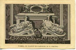 Roma - Tomba Di Paolo III Farnese In San Pietro - Riproduzioni