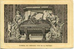 Roma - Tomba Di Urbano VIII In San Pietro - Riproduzioni