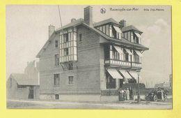 * Raversijde - Raversyde Sur Mer (Oostende - Ostende) * (Nels, Série 13, Nr 112) Villa Zita Mémée, Hotel, Oldtimer Car - Oostende
