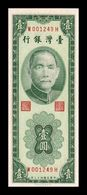 Taiwan 1 Yuan 1954 Pick 1966 SC UNC - Taiwan