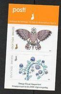 2020 FINLAND Owl, Butterfly - Non Classificati