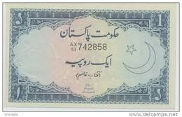 PAKISTAN  P. 9A 1 R 1971 UNC - Pakistan