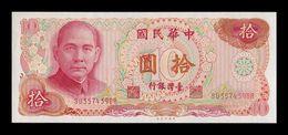 Taiwan 10 Yuan 1976 Pick 1984 SC UNC - Taiwan