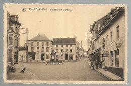 ***  MONT ST.-GUIBERT  ***   -    Grand ' Place Et Grand ' Rue - Mont-Saint-Guibert
