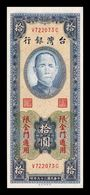 Taiwan 10 Yuan 1950 Pick R106 SC UNC - Taiwan