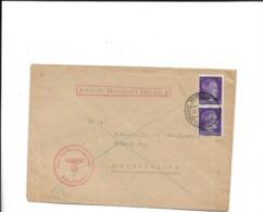 Brief Aus Kriwoj Rog 1943 - Occupation 1938-45