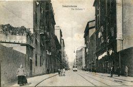 A VOIR ! SAMPIERDARENA VIA UMBERTO  ITALIE ITALIA - Genova (Genoa)