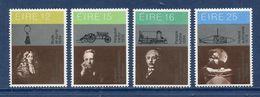 Irlande - YT N° 436 à 439 - Neuf Sans Charnière - 1981 - 1949-... Republic Of Ireland