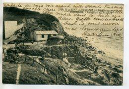 62 EQUIHEN Edit E.S 1727- Cascade De Ningles Baraque Bois Bord De Mer 1912 écrite   / D20-2017 - Altri Comuni
