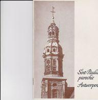 Sint-Paulusparochie Te Antwerpen - Historia