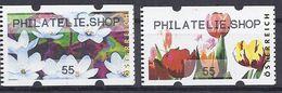 Austria / Österreich 2006 Francobolli Per Distributori Automatici / ATM - 2001-10 Ungebraucht