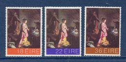 Irlande - YT N° 458 à 460 - Neuf Sans Charnière - 1981 - 1949-... Republic Of Ireland