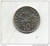 Nouvelle Caledonie. 10 Francs. 1977 - New Caledonia